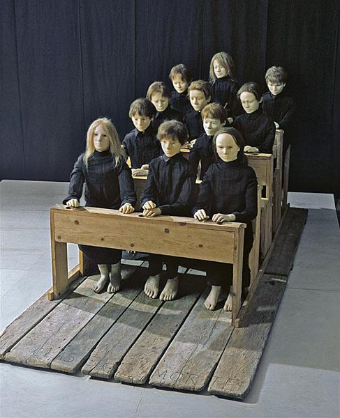la classe morte