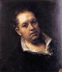 512px-Goya_Self-portrait