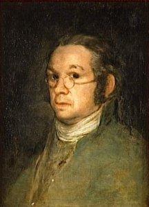 Goya_autoportrait